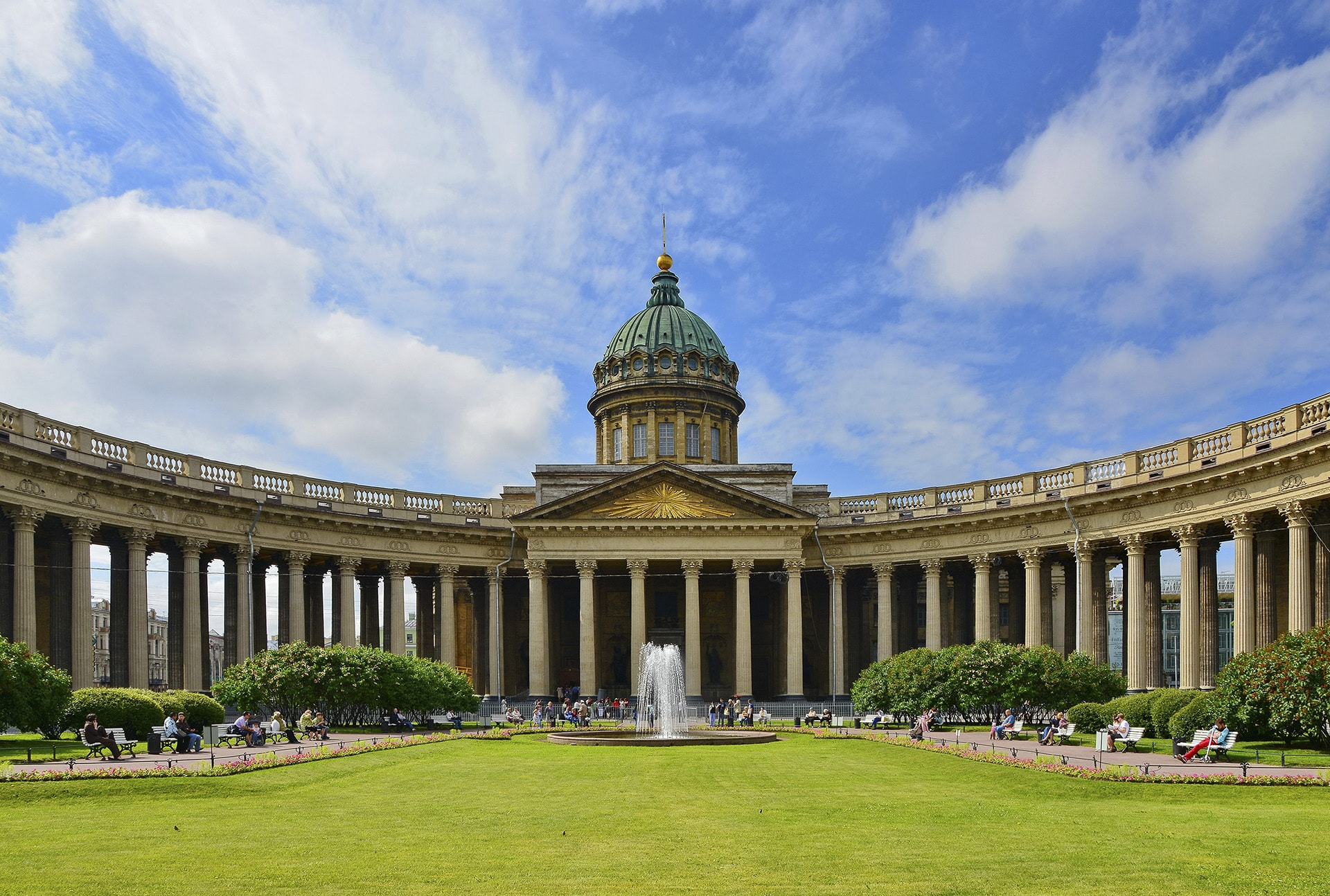 Commercial Real Estate in Saint Petersburg