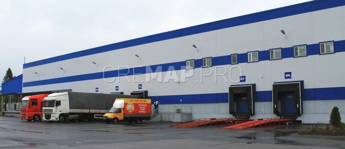 Ahlers Logistic Center
